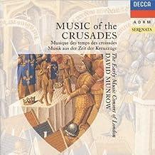 Music of the Crusades (Musique du temps des croisades)