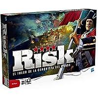 Hasbro Gaming - Juego de estrategia Risk (28720105) (versión española)