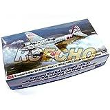 RCECHO® Hasegawa Aircraft Model 1/48 Airplane Kawasaki Ki45Kai Hei TORYU 07363 H7363 with RCECHO® Full Version Apps Edition