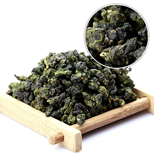 GOARTEA 250g (8.8 Oz) Organic Supreme Taiwan High Mountain Jinxuan Jin Xuan Milk Oolong Tea Tee