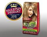 Venita Multi Color Pflege Haarfarbe mit Arganöl und Macadamiaöl Naturblond (Nature Blonde) Nr. 7.0
