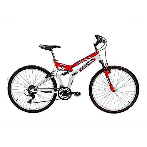 eagle-bicicletta-ragazzo-funky-24-18-velocit-bianco-rosso-bambino-bike-boy-funky-24-18-speed-white-r