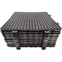 Losa tarima desmontable Náyade Block 30x30 - Pack 12 Uds. Ideal para vestuarios, piscinas