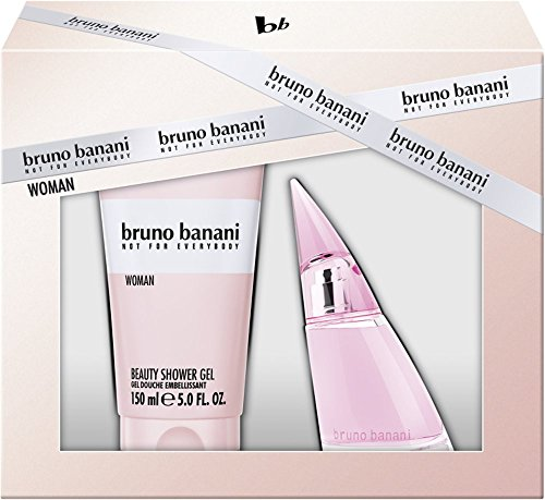 Bruno Banani Woman Eau de Toilette Spray 40 ml + Shower Gel 150 ml, 190 ml