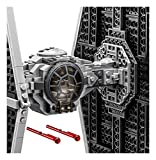 LEGO 75211 Star Wars Imperial TIE Fighter Building Set,  Minifigures incl. Han Solo and Stormtrooper, Starfighter Toy