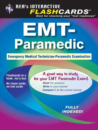 EMT-Paramedic Flashcard Book (EMT Test Preparation) (English Edition)