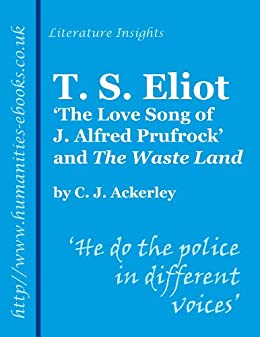 "an analysis of t s eliots views on sexuality in the love song of j alfred prufrock One hundred years ago this month, ''the love song of j alfred prufrock"" by ts eliot was first published in poetry magazine."
