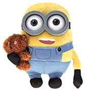 Minions 'Minions - Bob With Bear' da None colore standard. Prodotti ufficiali.