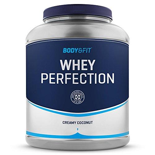 Body & Fit Whey Perfection - Creamy Coconut Milkshake (2270g) - Whey Protein / Whey Hydrolysat