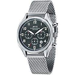 AVI-8 AV-4025-12 Reloj de Hombres