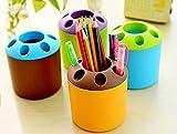 Pindia Random Color Plastic Set of 2 Rou...