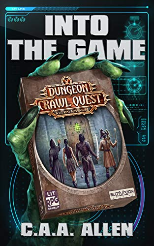 Into The Game: Dungeon Crawl Quest (Wizard Warrior Quest ...