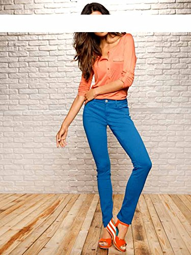 Mavi -  Jeans  - skinny - Opaco - Donna Blu
