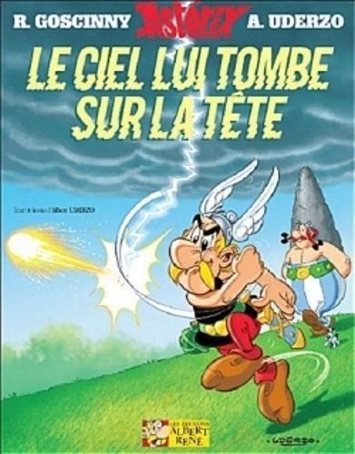 Astérix - Le ciel lui tombe sur la tête - n°33 par Albert Uderzo