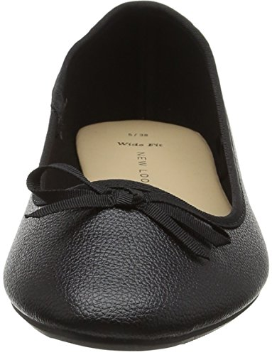 Look Ballerina Nero nero New Wf Laire Ladies leadin Toe fRqwnz6Cg