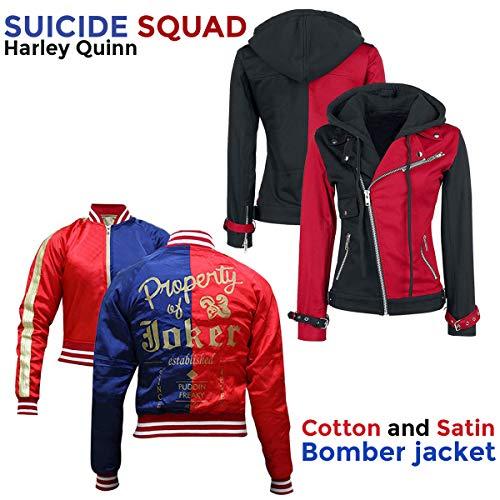 eGenius Damen Daunenjacke Jacke mehrfarbig rot/blau Gr. 38, rot/blau