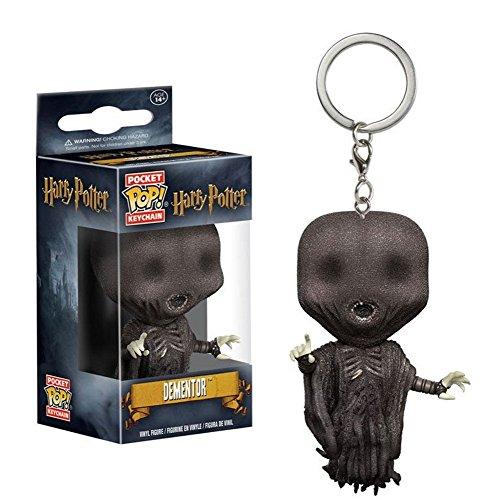 Harry Potter - Vinyl Schlüsselanhänger - Dementor (Harry Potter Dementoren Kostüm)
