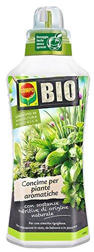 concime biologico compo per piante aromatiche in conf. da 500 ml