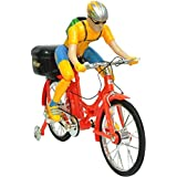Battery Operated Street Bicycle With Musical Toy For Kids 27x 8 x 22.5cm (Multi)