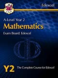 New A-Level Maths for Edexcel: Year 2 Student Book (CGP A-Level Maths 2017-2018)