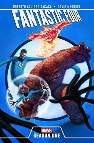 Fantastic Four: Season One, Bd. 1