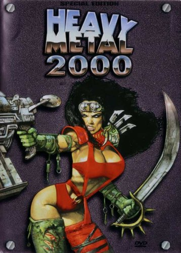 Heavy Metal 2000 Plakat Movie Poster (11 x 17 Inches - 28cm x 44cm) (2000)