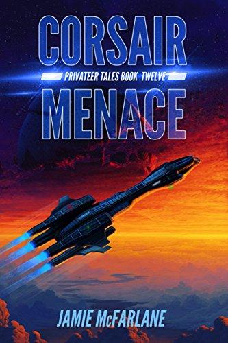 Image of Corsair Menace (Privateer Tales Book 12)