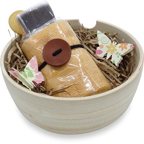 bricolage-ensemble-de-cuvette-en-peau-dargile-fait-maison-bol-en-bambou-cuillere-brosse-et-tissu-de-