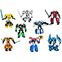 Transformers Muñeca Figura Rid Warriors, 25.4 x 12.4 x 6.1 (Hasbro 0070EU4) , Modelos/colores Surtidos, 1 Unidad