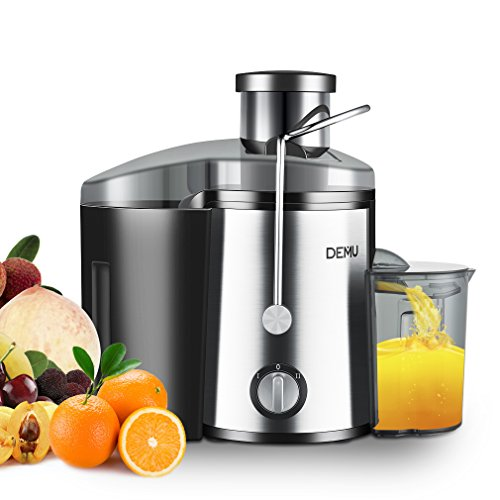 DEMU Entsafteraus EdelstahlTrennscheiben Juicer Saftbehälter Für Obst Gemüse