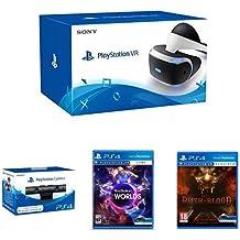 PS VR + Cámara + VR Worlds + Until Dawn: Rush Of Blood VR