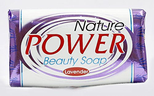 Nature Power Beauty Soap Lavender (4 Pieces X 125 g)