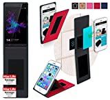 Cover for Allview P8 Energy Case | in Red | Multifunctional