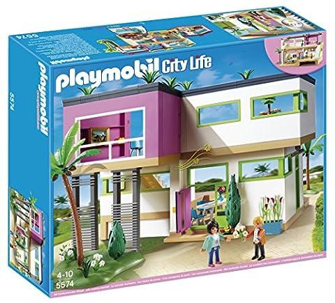 Grande Maison Playmobil - Playmobil - 5574 - Maison