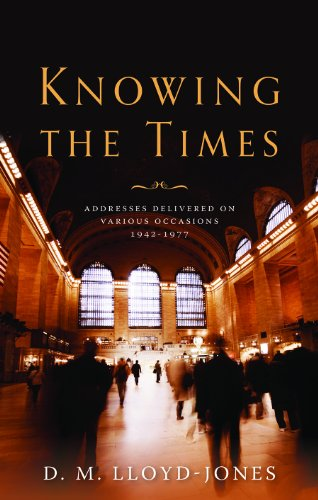 Knowing the Times Cover Image