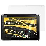 atFolix Schutzfolie für HP ElitePad 1000 G2 Displayschutzfolie - 2 x FX-Antireflex blendfreie Folie