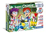 Clementoni - 52263-Super Chimie -Jeu scientifique