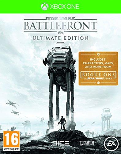 Preisvergleich Produktbild Star Wars Battlefront Ultimate Edition (Xbox One) UK IMPORT