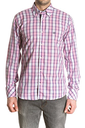 di-prego-mens-long-sleeve-fuchsia-plaid-shirt-with-a-white-detail-at-collar-reversible-cuffs-in-navy