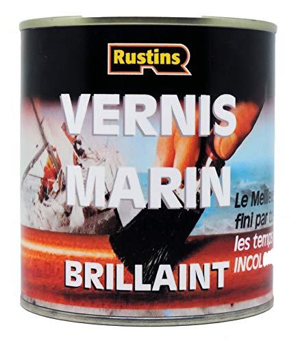 Rustins 5015332690022Gloss yacht Varnish-Clear