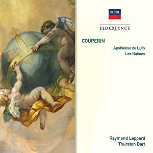 Couperin Lapotheose de Lully l
