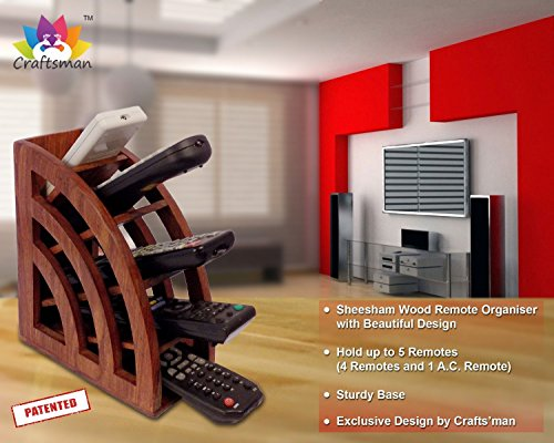 Nuovo Anno vendita Crafts 'man Beautiful multiplo in legno porta/Organizer/supporto