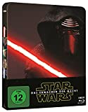 Star Wars Episode VII - The Force Awakens Limited Edition Steelbook / Import / Region Free Blu Ray