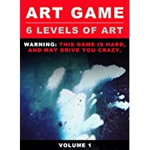 Art game: 6 levels of art (English Edition)