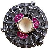 ACUTAS Model No:3 Metal Fidget Spinner For Kids - Multi Color