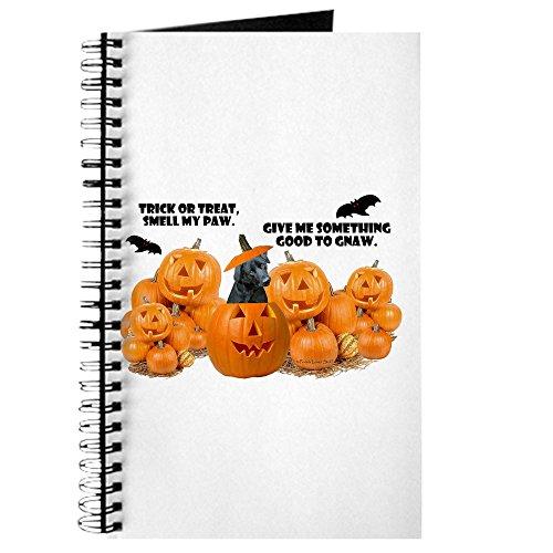 z lab Halloween-Spiralbindung Journal Notebook, persönliches Tagebuch, Aufgabe Tagebuch ()