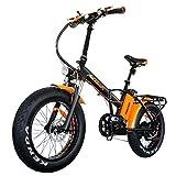 Addmotor MOTAN 750W Plegable de 20 Pulgadas de Gran neumático Bicicleta Elétrica M150-P7 48V...