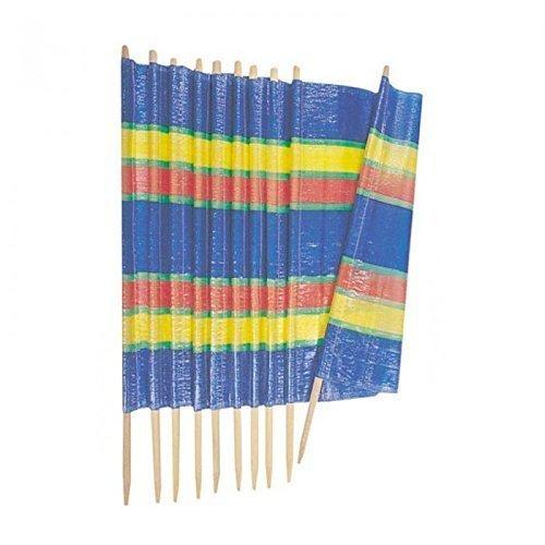 Windschutz, für Strand/ Camping, mit 4, 5, 6, 8 oder 10Stangen 10 Pole 5ft High x 20ft Long