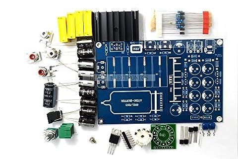 q-baihe jsdz DIY Kit de 6N11Tube Amp Tampon Préampli Audio