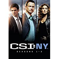 CSI: New York Season 1-3 Boxset
